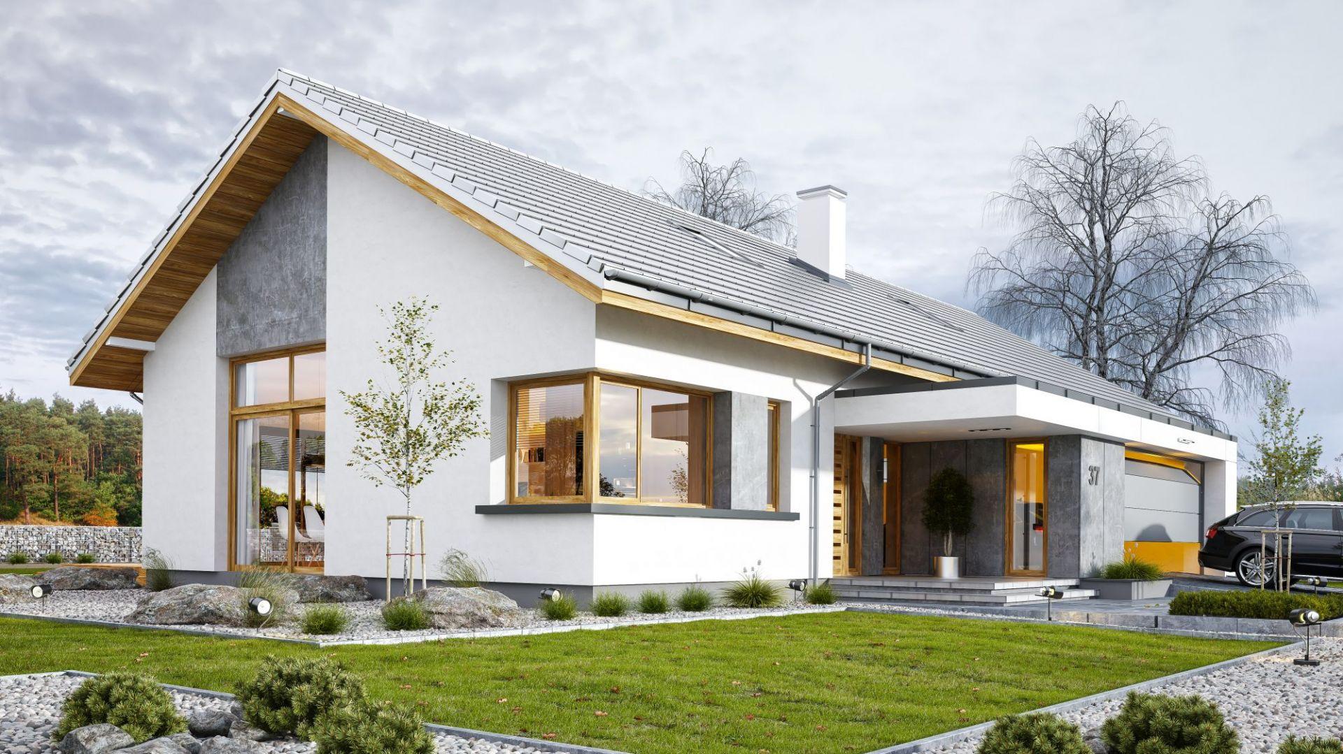 a153fcb868391 Wymarzony 5 o powierzchni użytkowej 123 m2 to wygodna i nowoczesna willa  dla 4-6