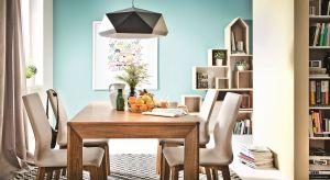 Na co zwrócić uwagę urządzając jadalnię w małym mieszkaniu, gdy do dyspozycji mamy jedynie jedynie konkretną część salonu?Jak najlepiej wykorzystać niewielką przestrzeń?