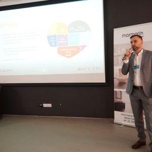 Marek Krzaczkowski z firmy CR Soft (partner firmy CAD Projekt K&A)