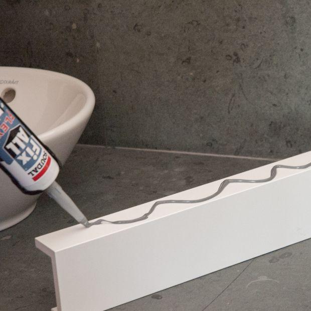 Wiosenne prace wykończeniowe w łazience