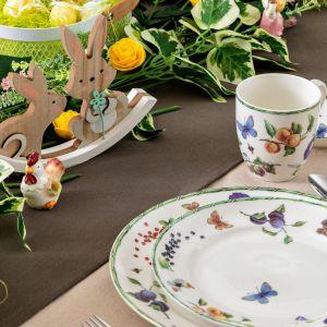 Dekoracje stołu na Wielkanoc. Fot. Action