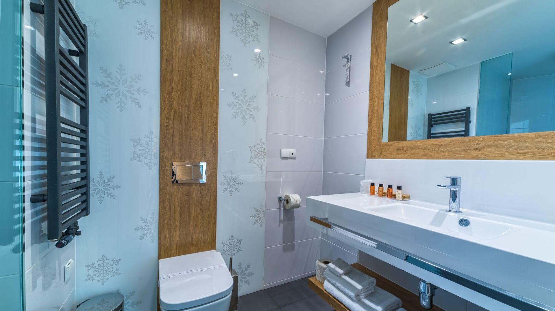 Urządzamy małą łazienkę. Fot. Luxrad
