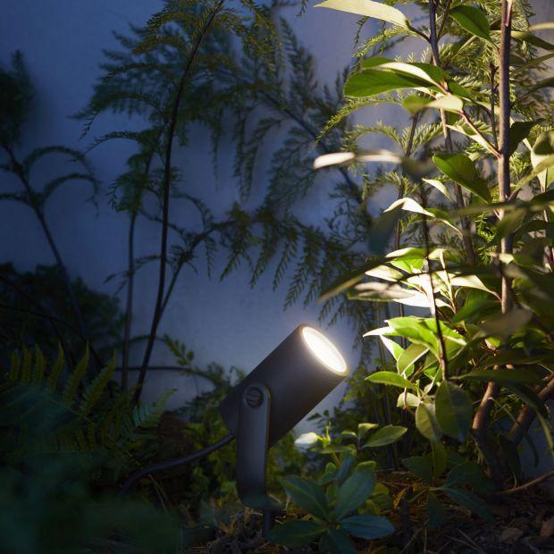 Oświetlenie w ogrodzie. Zaaranżuj taras i balkon na wiosnę!