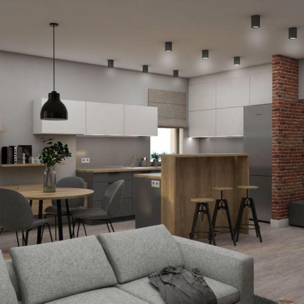 Mieszkanie 100 metrów. Zobacz wyjątkową realizację domu gościnnego!