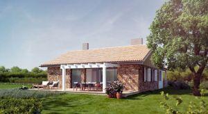 Dzięki bardzo prostej konstrukcji i małym gabarytom N13 jest domkiem przeznaczonym dla inwestorów, którzy planują budowę z niskim budżetem.