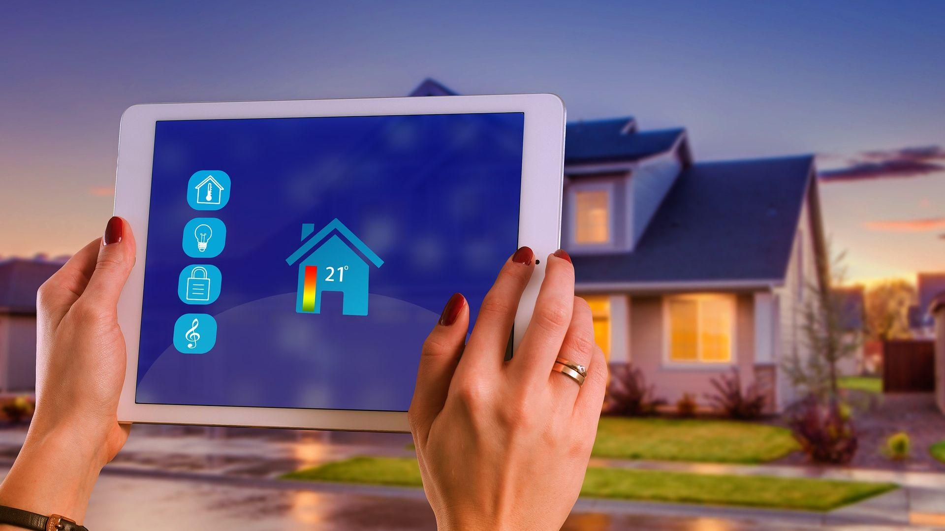 Rynek Smart Home  – w 2019 roku na rynek trafi ponad 800 mln urządzeń. Fot. mat. prasowe Retting Heating