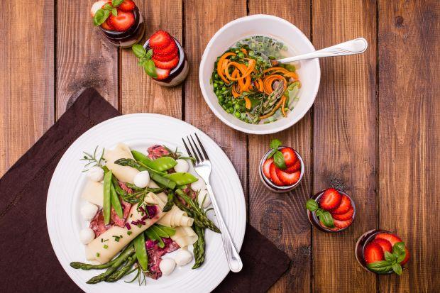 Wiosna w kuchni - przepisy na pyszne i zdrowe dania