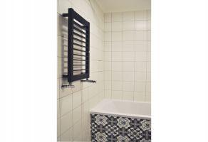 Główna łazienka. Projekt i zdjęcia: Dominika Wojciechowska (NIDUS Interiors)
