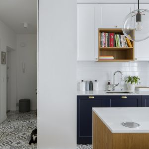 Kuchnia. Projekt: Biuro architektoniczne Madama. Fot.  Yassen Hristov