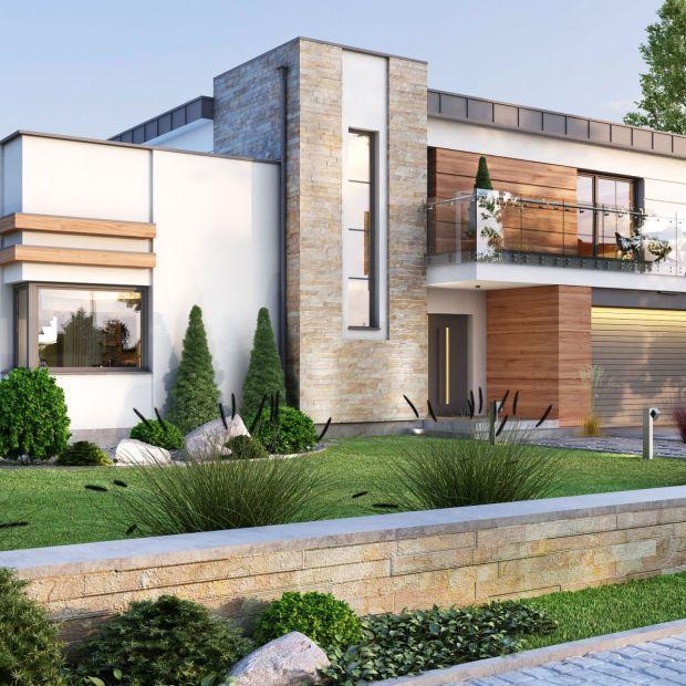 Dom dla rodziny: piękny projekt i wnętrza