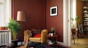 Czasem wystarczy wprowadzić do pomieszczenia kilka stylowych dodatków i pomalować ściany, by nadać mu zupełnie nowy, wysmakowany klimat.
