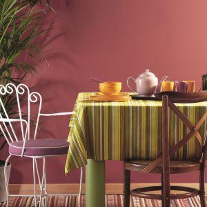 Farba Beckers Designer Colour, kolory Deep Ruby, Comfort.  Fot. Beckers