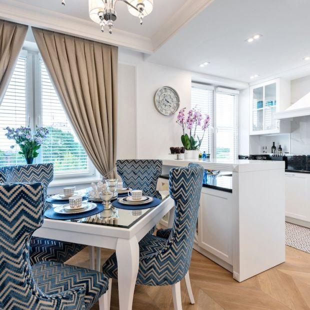 Jadalnia w małym mieszkaniu - radzimy jak ją urządzić