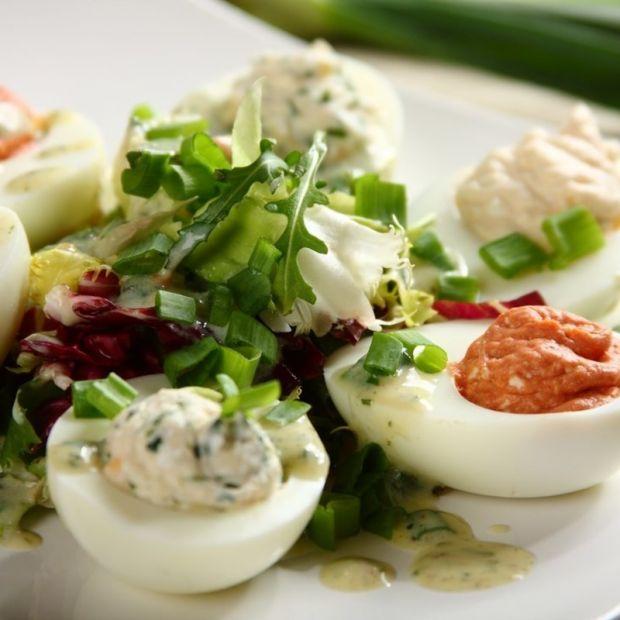 Wielkanocne potrawy: najlepsze przepisy z jajkiem w roli głównej