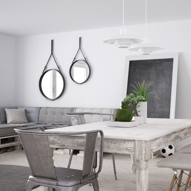 Wnętrze w stylu loft - pomysły na aranżacje