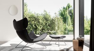 Podobnie jak wszystkie projekty tego rodzaju, zaprojektowany 10 lat temu fotel Imola pozostaje ponadczasowy, opierając się trendom. Na całym świecie sprzedało się już ponad 20.000 sztuk tego fotela o unikalnej formie.