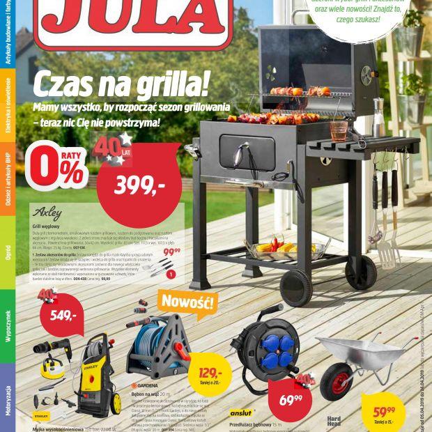 JULA: aktualna gazetka z promocjami