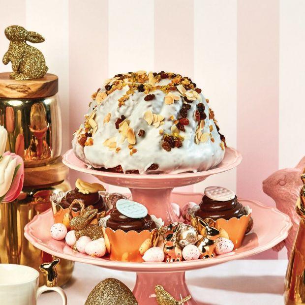 Wielkanocne dekoracje - słodka kolekcja w klimacie retro