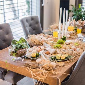 Wielkanocny stół. Fot. Kodo