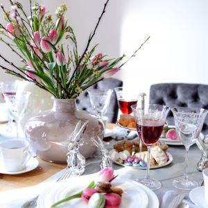 Wielkanocny stół. Fot. Fot. AlmiDecor