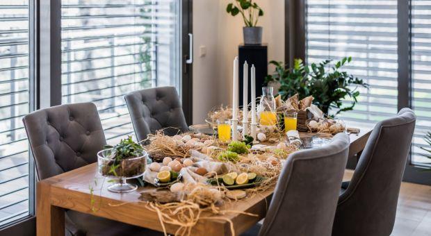 Wielkanoc w domu - zobacz pięknie udekorowane wnętrza