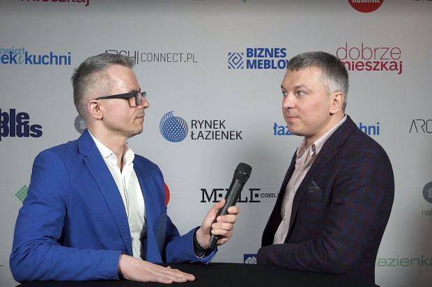 Denis Łukjanow, marka Blue Water: planujemy urozmaicić ofertę o armaturę łazienkową w kolorze czarnym
