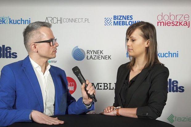 W trakcie Forum Branży Łazienkowej i Kuchennej mieliśmy okazję porozmawiać z Dominiką Drezner, uzdolnioną polską projektantką, zdobywczynią nagrody Red Dot. Designerka zdradziła nam, jak zaprojektować dobry produkt.