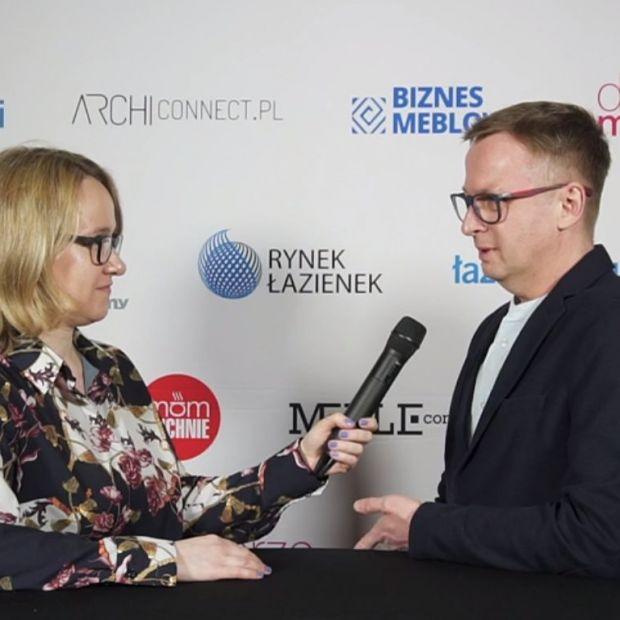 Chcemy projektować rzeczy, które będą na rynku jak najdłużej - Marcin Jędrzak na FBŁiK
