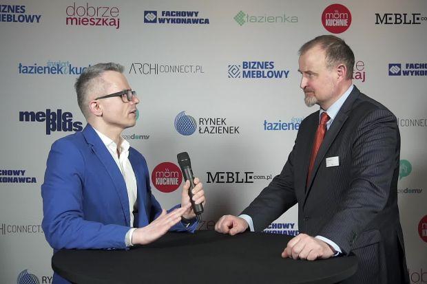 W trakcie Forum Branży Łazienkowej i Kuchennej, Piotr Łukaszewicz, właściciel, General Manager, Polskie Przedstawicielstwo Messe Frankfurt GmbH podkreślał, żeby zwiększyć swoje szanse na wzięcie udziału w targach ISH 2021 trzeba spełnić 2 po