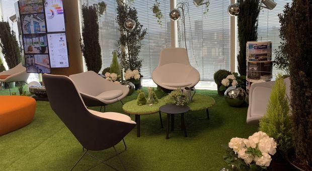 Wiosna w biurze - poczuj świąteczny klimat