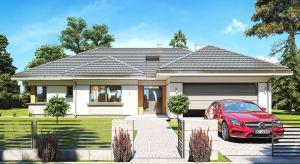Projekt domu Willa parterowa 2 jest idealny dla Inwestorów zamierzających budować dom o powierzchni użytkowej do 140 m2 + garaż. Projekt jest przeznaczony dla 4-5-osobowej rodziny.