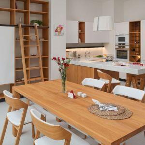 Blat kuchenny z konglomeratu kwarcytowego TechniStone®.  Fot. TechniStone