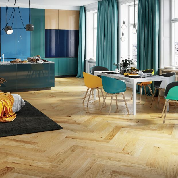 Urządzamy kuchnię: przegląd materiałów na ściany i podłogi
