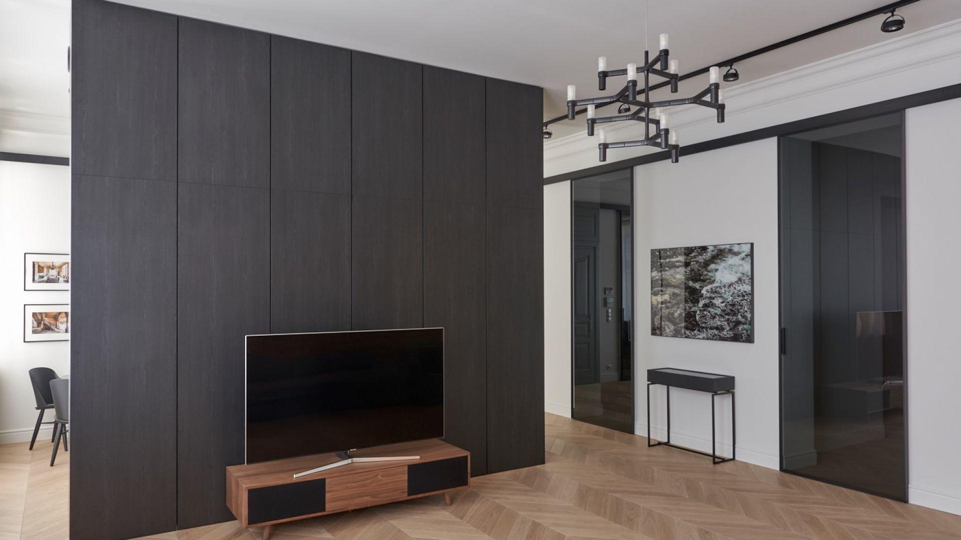 Apartment w Poznaniu. Realizacja i zdjęcia Studio Forma 96/ZenDiznajn