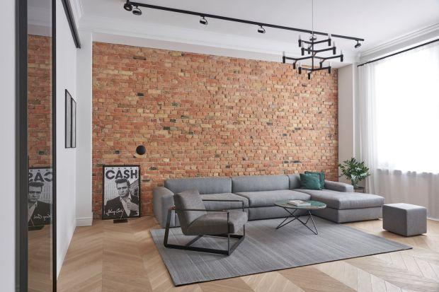 Apartament w Poznaniu - klasyka w nowoczesnym wydaniu