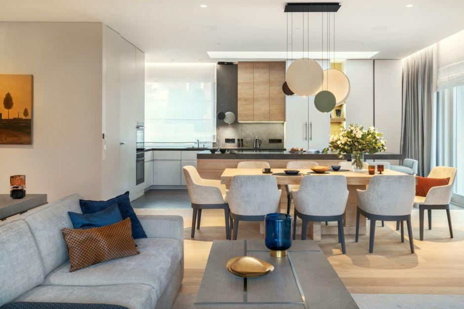 Nowoczesny dom - przytulny i idealny do towarzyskich spotkań