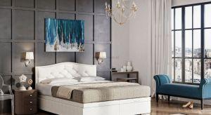 Styl glamour to połączenie nowoczesności i ludwikowskiego designu – to królewskie wnętrza na miarę XXI wieku. Nieprzypadkowo styl ten świetnie sprawdza się w sypialniach.