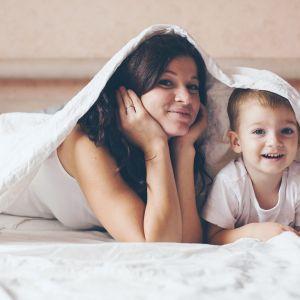W sypialni alergika – zadbaj o komfortowy odpoczynek. Fot. 123rf