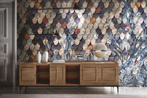 Materiały na ściany - nowe wzory ekskluzywnych tapet