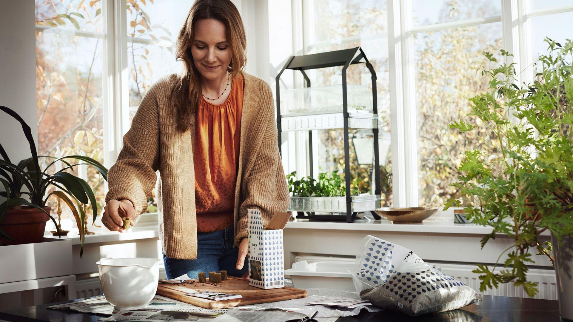 Dobry klimat zaczyna się w domu. Fot. materiały prasowe IKEA