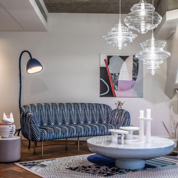 Luksusowy apartament - współczesny design na Złotej 44
