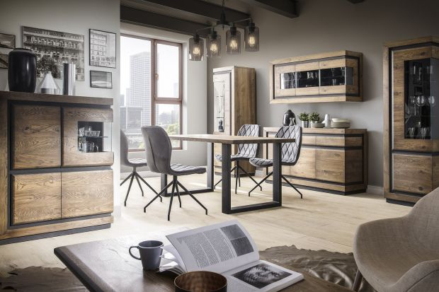 Nowoczesny salon - zobacz nową kolekcję mebli