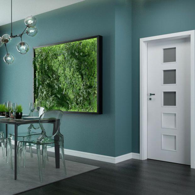 Urządzamy wnętrza - jak dobrać kolor drzwi?
