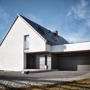 Dom jednorodzinny w Jerzmanowicach. Fot. Baumit
