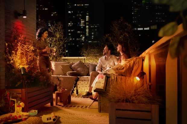 Letnie wieczory w ogrodzie -  oświetlenie zapewni wyjątkowy nastrój