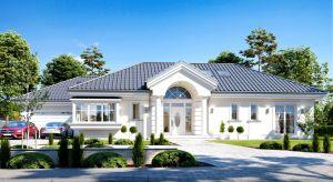 Willa parkowa 6 to reprezentacyjna, luksusowa, podmiejska rezydencja, o stylowej i ponadczasowej architekturze. Dom nie jest mały, ale jego wielkość nie jest przesadzona.