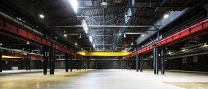 Otwarte w listopadzie 2018 roku Global EXPO - Centrum Targowo-Kongresowe mieści się w dawnej Fabryce Samochodów Osobowych na warszawskim Żeraniu. Architektoniczną koncepcję obiektu stworzyła pracownia Tremend. Fot. Yassen Hristov