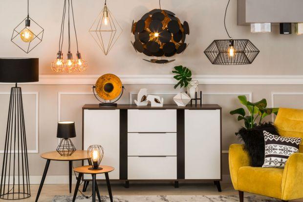 Geometria w oświetleniu – wybierz najmodniejsze lampy tego sezonu!