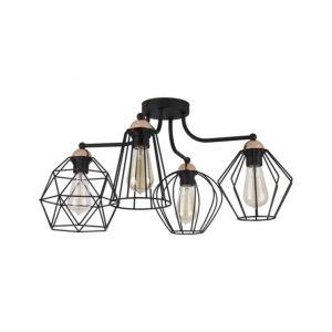 Geometria w oświetleniu – wybierz najmodniejsze lampy tego sezonu! Fot. Agata