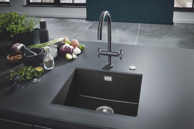 Funkcjonalna i stylowa kuchnia - nowości do strefy zmywania